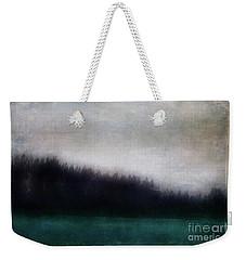 Enigma Weekender Tote Bag by Priska Wettstein