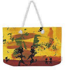 Enjoy Dancing Weekender Tote Bag