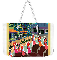 Enjoy Our Shopping Weekender Tote Bag