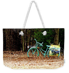 Enjoy The Adventure Weekender Tote Bag