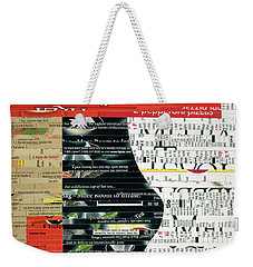 Enjoy The Variety Weekender Tote Bag