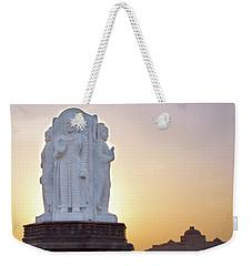 Enlightened Buddha  Weekender Tote Bag