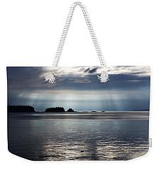 Enlightened Weekender Tote Bag