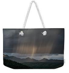 Enlightened Shafts Weekender Tote Bag