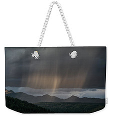 Enlightened Shafts Weekender Tote Bag