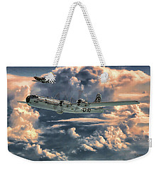 Enola Gay Weekender Tote Bag