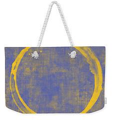 Enso 1 Weekender Tote Bag