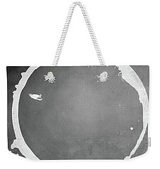 Weekender Tote Bag featuring the digital art Enso 2017-16 by Julie Niemela