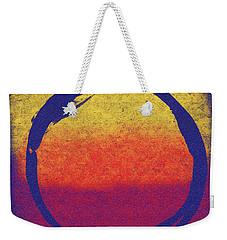 Enso 6 Weekender Tote Bag