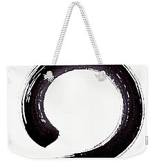 Enso - Embracing Imperfection Weekender Tote Bag