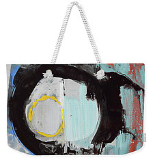 Enso, Rising Up From Duality Into The Light Weekender Tote Bag