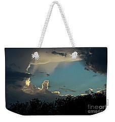 Enter Weekender Tote Bag