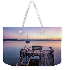 Enter Sunset  Weekender Tote Bag