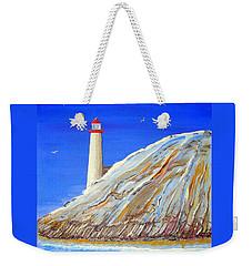 Entering The Harbor Weekender Tote Bag by J R Seymour