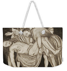 Entombment Weekender Tote Bag