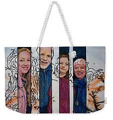 Entourage Weekender Tote Bag