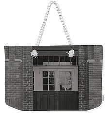 Entrance 55 Weekender Tote Bag