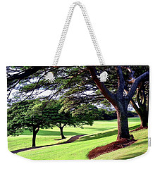 Entry Drive To Kahili Golf Course Weekender Tote Bag