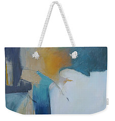 Entry Weekender Tote Bag