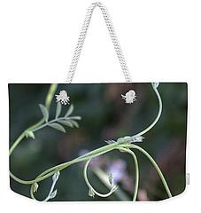 Entwined Weekender Tote Bag by Ella Kaye Dickey