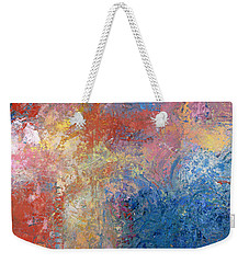 Envision In Progress Weekender Tote Bag