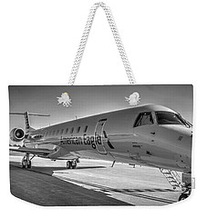 Envoy Embraer Regional Jet Weekender Tote Bag