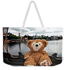 Epcot Bear Mp Weekender Tote Bag