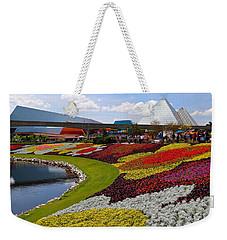 Epcot Gardens Weekender Tote Bag