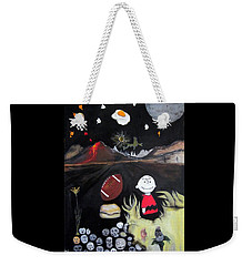 Epic Weekender Tote Bag by Dan Twyman