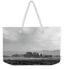 Epic Haze Weekender Tote Bag