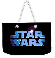 Epic In 2 Words Weekender Tote Bag