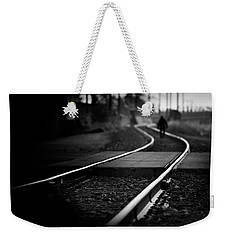 Epic Journey Of The Unknown Man Weekender Tote Bag