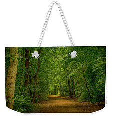 Epping Forest Walk Weekender Tote Bag by David French