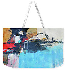 Equalibrium Weekender Tote Bag by Ron Stephens