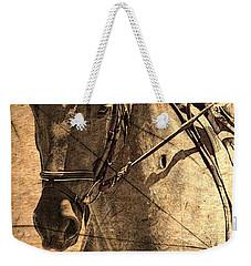 Equestrian Weekender Tote Bag