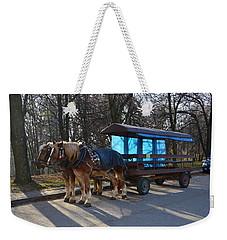 Equestrian Team Weekender Tote Bag