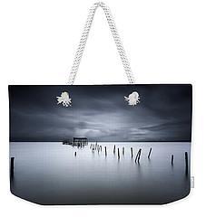 Equilibrium Weekender Tote Bag by Jorge Maia