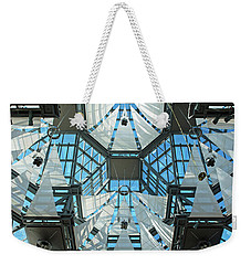 Weekender Tote Bag featuring the photograph Equilibrium.. by Nina Stavlund