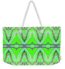 Equilibrium  Weekender Tote Bag by Rachel Hannah