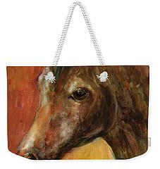 Equine Horse Painting  Weekender Tote Bag