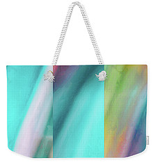 Equipoise 2 Weekender Tote Bag by Tom Druin