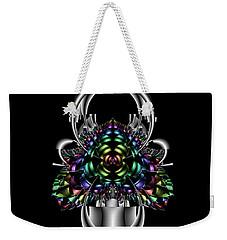 Weekender Tote Bag featuring the digital art Eralisater by Andrew Kotlinski