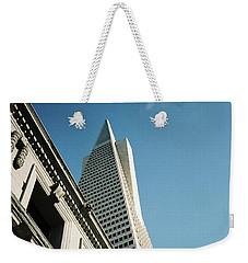 Eras, San Francisco Weekender Tote Bag