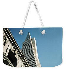 Eras, San Francisco Weekender Tote Bag