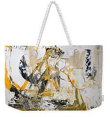Erasure Weekender Tote Bag