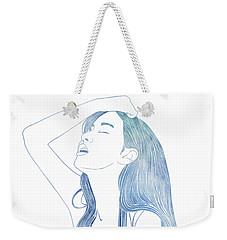 Erato Weekender Tote Bag