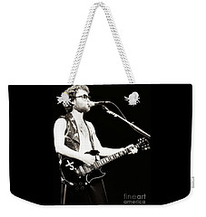 Eric Bloom Of Blue Oyster Cult - Cow Palace 12-31-79 Weekender Tote Bag
