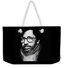 Eric Clapton Weekender Tote Bag by Allen Beilschmidt