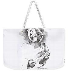 Eric Clapton Sustains Weekender Tote Bag