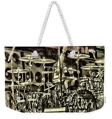 Eric Singer Weekender Tote Bag